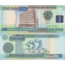 Мозамбик 200000 метикал 2003 г.