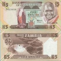 Замбия 5 квача 1980-1988 год