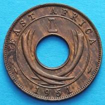 Британская Восточная Африка 1 цент 1949-1952 год.