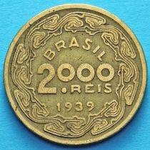 Бразилия 2000 рейс 1939 год. Флориану Пейшоту