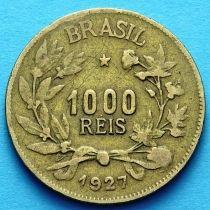 Бразилия 1000 рейс 1927 год.
