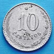 Парагвай 10 сентаво 1903 год. №3