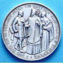 Венгрия 2 пенгё 1935 г. 300 лет Университету. Серебро
