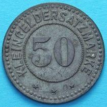 Германия 50 пфеннигов 1917 год. Нотгельд Фульда.