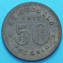 Германия 50 пфеннигов 1917 год. Нотгельд Виттен.