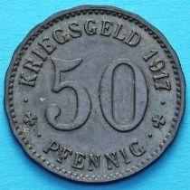 Германия 50 пфеннигов 1917 год. Нотгельд Хаген.