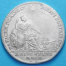 Нюрнберг, Германия 1 талер 1761 год. Серебро.