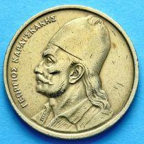 Греция 2 драхмы 1982-1986 год. Георгиос Караискакис.