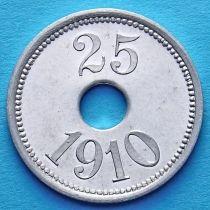 Гренландия 25 эре 1910 год.