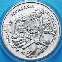 Польша 100000 злотых 1994 год. 50 лет Варшавскому восстанию.