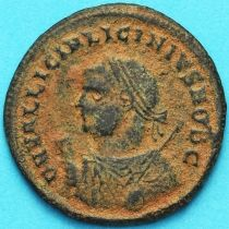 Лициний I фоллис 317-324 год. Юпитер.