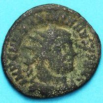 Максимиан Геркулий  1/2 центионала 285-305 год. Римская империя.