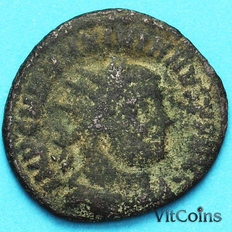 Римская империя, 1/2 центионала Максимиан Геркулий 285-305 год