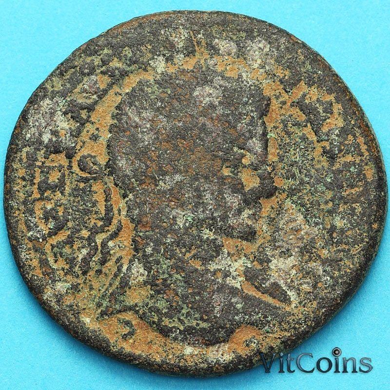 Монета Рим, провинция Сирия, Александр Север 222-235 год.
