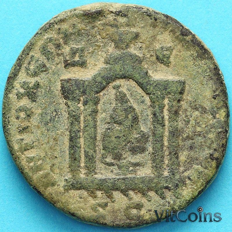 Монета Рим, провинция Сирия, Траян Деций  249-251 год.