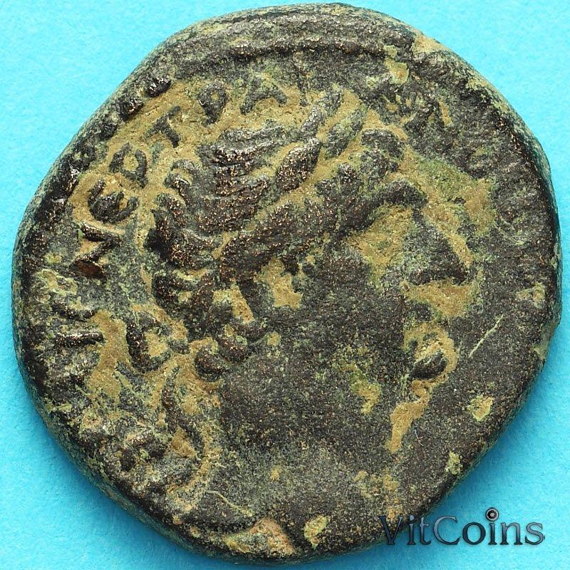 Монета Рим, провинция Сирия, Нерон 54-68 год.