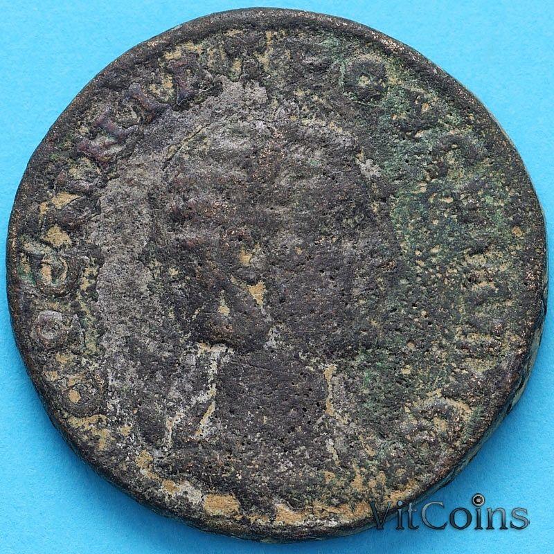 Монета Рим, провинция Сирия, Геренния Этрусцилла  249-251 год.