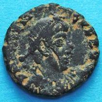 Валент 364-378 год. Римская империя, фоллис №2