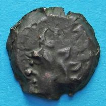 Боспор, обол 310-314 год до нэ. Пантикапей. №3