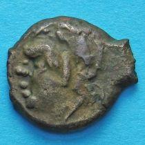 Боспор, обол 310-314 год до нэ. Пантикапей. №9