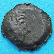 Боспор, обол 310-314 год до нэ. Пантикапей. №7