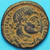 Константин I Великий 330-336 год. Римская империя, фоллис. №2
