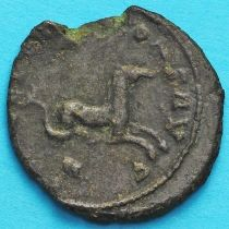 Галлиен,  антониниан, 260-268 год. Римская империя, Пегас. №2