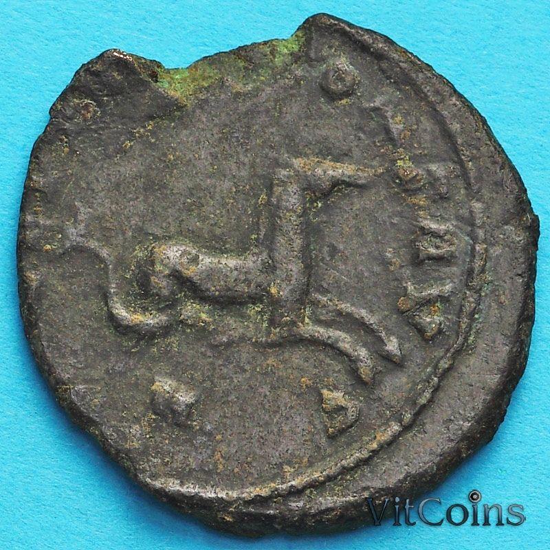 Монета Римская империя, Галлиен,  антониниан, 260-268 год. Пегас. №2