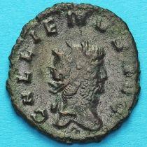 Галлиен,  антониниан, 260-268 год. Римская империя, Фидес.