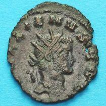 Галлиен,  антониниан, 266-268 год. Римская империя, Олень. №2