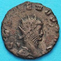 Галлиен,  антониниан, 260-268 год. Римская империя, Фортуна.