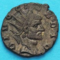 Клавдий II Готский 268-270 год. Римская империя, посмертный антониниан, №2
