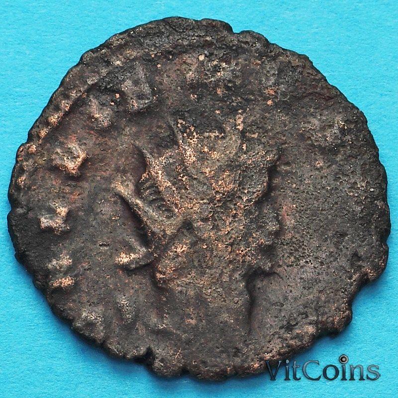 Монета Римская империя, Галлиен,  антониниан, 260-268 год. Свобода