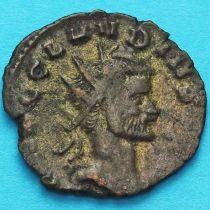 Клавдий II Готский 268-270 год. Римская империя, Гений