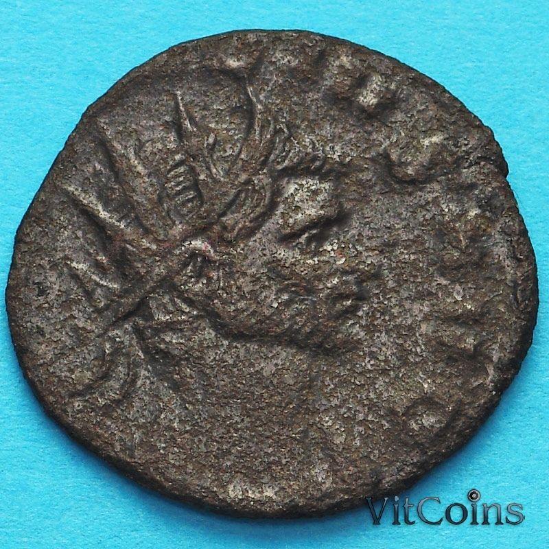 Монета Римская империя, Галлиен,  антониниан, 260-268 год. Свобода №2