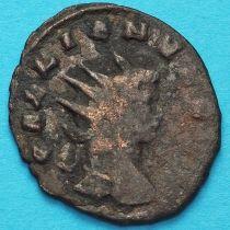 Галлиен,  антониниан, 260-268 год. Римская империя, Пакс