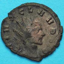 Клавдий II Готский 268-270 год. Римская империя, антониниан,  №6