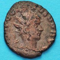 Галлиен,  антониниан, 260-268 год. Провиденция. Римская империя, №3