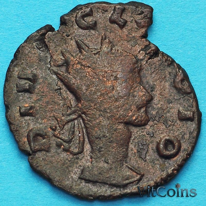 Монета Римская империя, Клавдий II Готский 268-270 год. №6