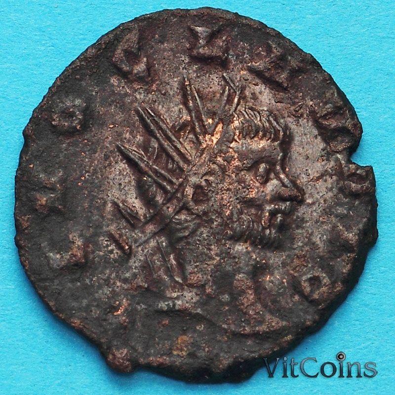 Монета Римская империя, Клавдий II Готский 268-270 год. №7