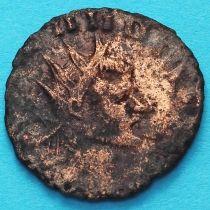 Галлиен,  антониниан, 260-268 год. Римская империя, Провиденция.