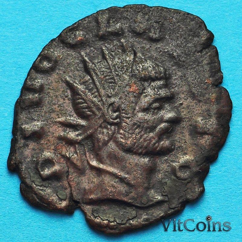Монета Римская империя, Клавдий II Готский 268-270 год. №13