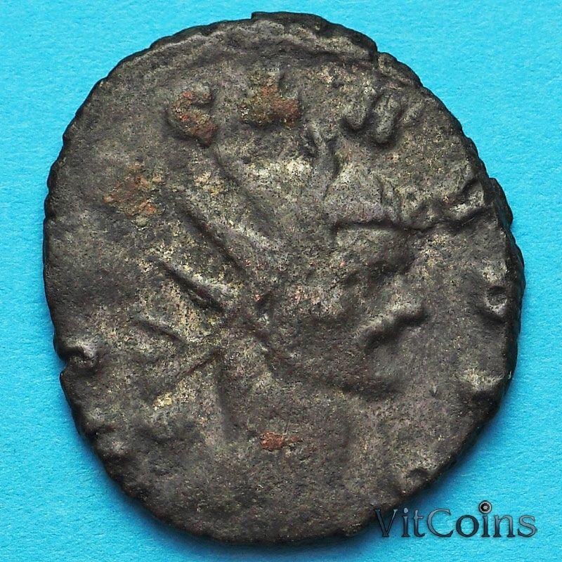 Монета Римская империя, Клавдий II Готский 268-270 год. №15