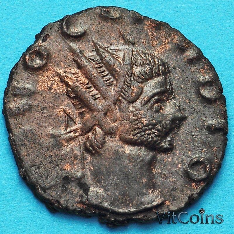 Монета Римская империя, Клавдий II Готский 268-270 год. №17