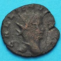 Галлиен,  антониниан, 260-268 год. Марс. Римская империя, №2
