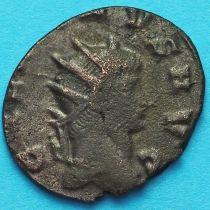 Галлиен,  антониниан, 260-268 год. Римская империя, Сол.