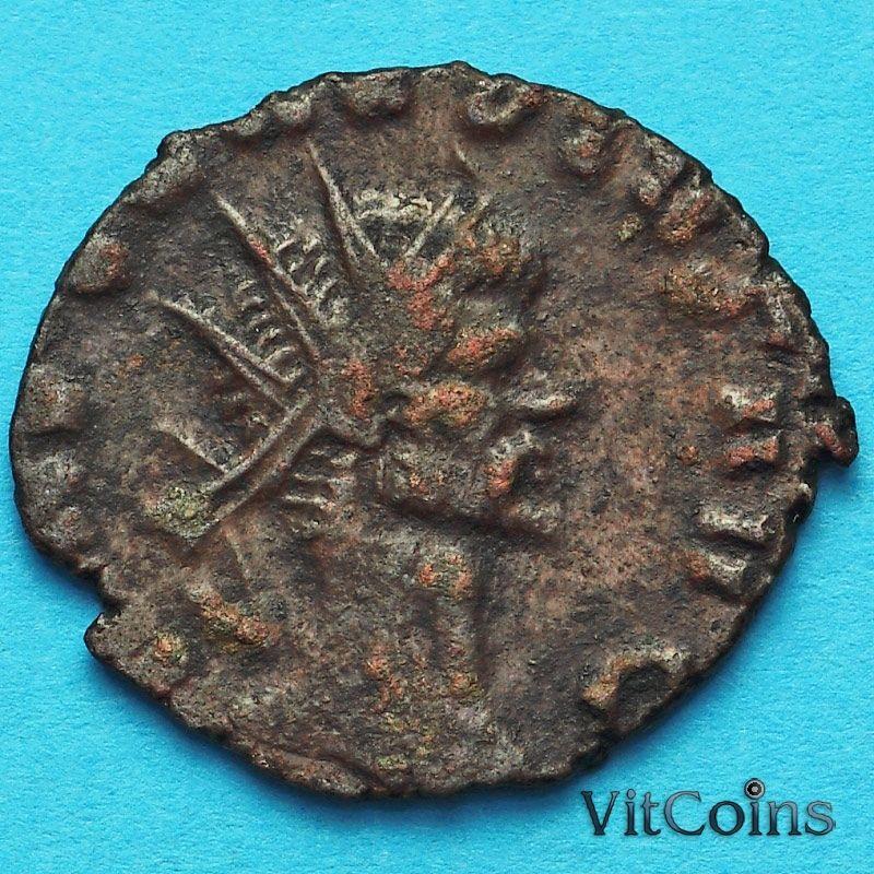 Римская империя, антониниан Клавдий II Готский 262-270 год. Виктория.