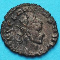 Клавдий II Готский 268-270 год. Римская империя, антониниан, Эквитас. №2