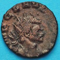 Клавдий II Готский 268-270 год. Римская империя, антониниан, Эквитас.