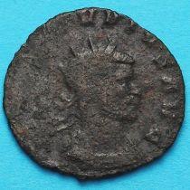 Галлиен,  антониниан, 260-268 год. Салюс. Римская империя, №2